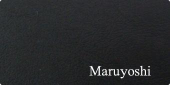 EMMAブラックマット生地写真