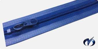 3Cコイルファスナー(青色)