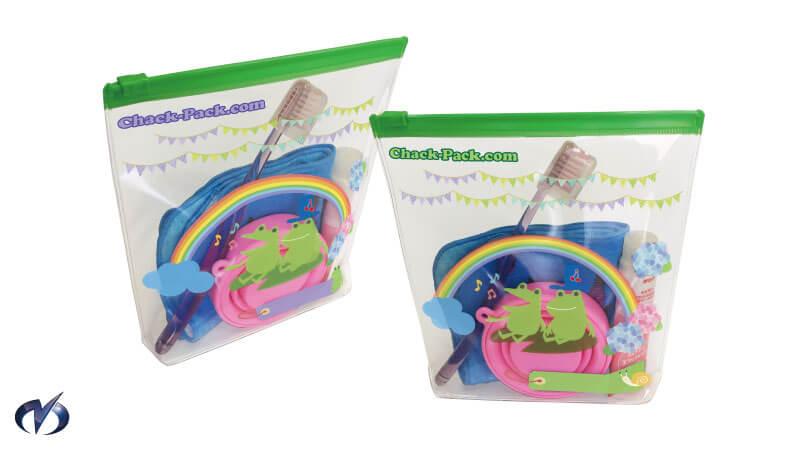 歯磨きセットケース(チャックパックMJ)